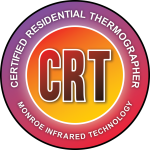 Certified Residential Thermography (CRT) badge